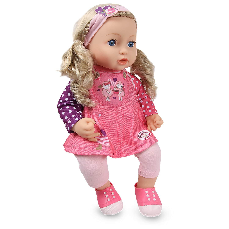 Купить кукла zapf creation baby annabell sophia so soft 43 ...